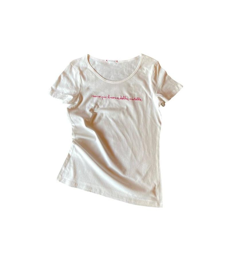 """t-shirt """"sono più buona..."""